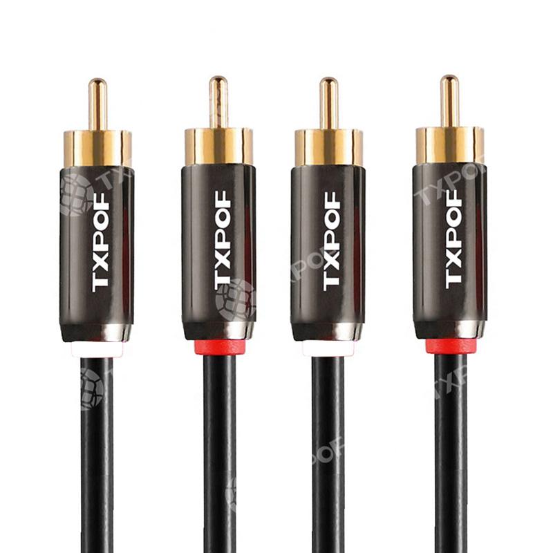 武汉RCA Cable TX-2R2R-02