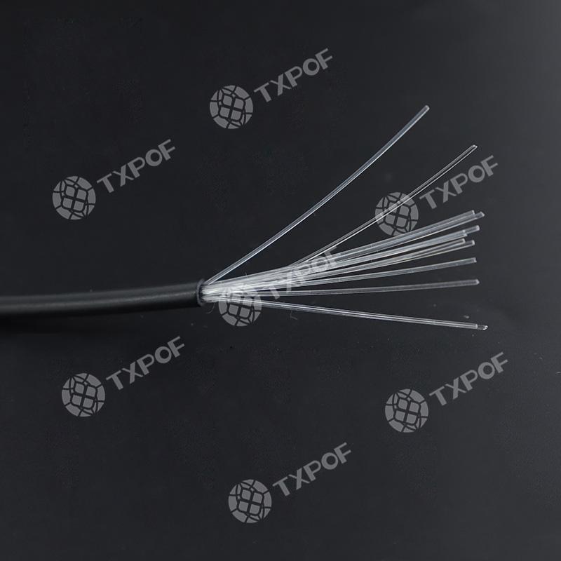 北京Multi-Core coated POF Cable